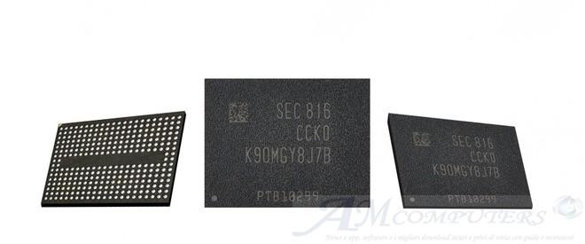 Samsung V-NAND di quinta generazione per gli SSD