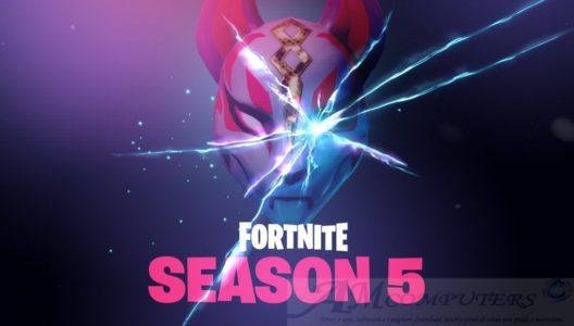 Rilasciata la prima immagine Teaser di Fortnite Season 5