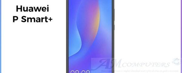 Huawei P Smart plus lo smartphone con 4 fotocamere