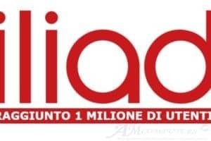Iliad annuncia il primo milione di utenti e proroga offerta