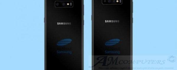 Galaxy S10 tripla fotocamera e tre modelli per battere iPhonex