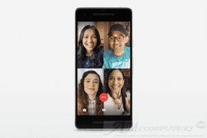 WhatsApp nuova funzione videochiamata di gruppo fino a 4 persone