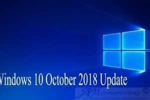 Windows 10 il nuovo aggiornamento si chiamerà October 2018 Update