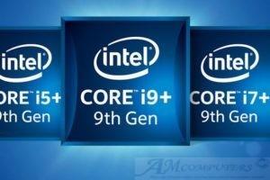 In arrivo le CPU Intel Core di nona generazione