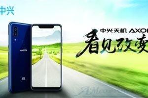 ZTE Axon 9 Pro il clone di iPhone X