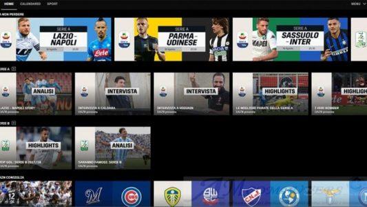 IPTV DAZN tutti i dispositivi per vedere la Serie A