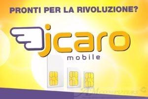 Icaro Mobile Nuovo Operatore Italiano della brand Campaniacom