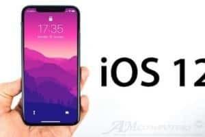 Apple rilascia ufficialmente iOS 12 il nuovo sistema operativo