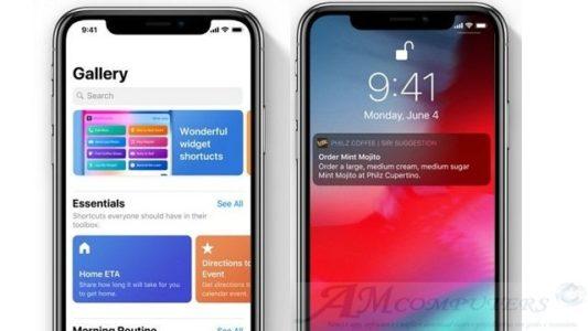Apple Siri di iOS 12 con tante funzioni aggiuntive