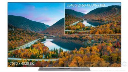 IFA 2018 Toshiba presenta un TV 8K da 65 pollici