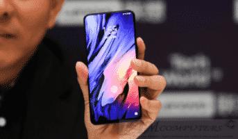 Lenovo Z5 Pro lo smartphone tutto schermo senza notch
