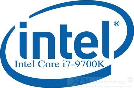 Intel Core i7 9700K 8 core CPU di nona generazione