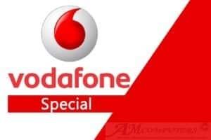 Vodafone arriva Special 1000 3GB a 6 Euro al mese