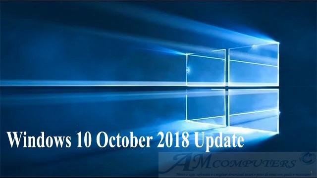 Windows 10 October 2018 Update le novità del nuovo aggiornamento