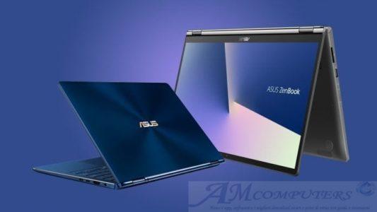 Asus a IFA 2018 presenta la nuova linea ZenBook