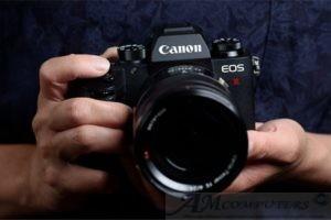 Canon presenta La Fotocamera EOS R mirrorless full-frame