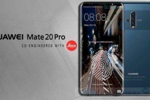 Huawei Mate 20 e Mate 20 Pro caratteristiche e prezzo