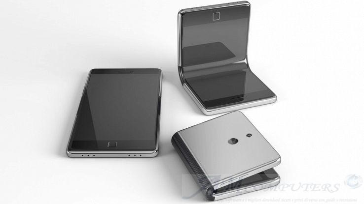 Samsung Galaxy X lo smartphone pieghevole sara presentato a novembre