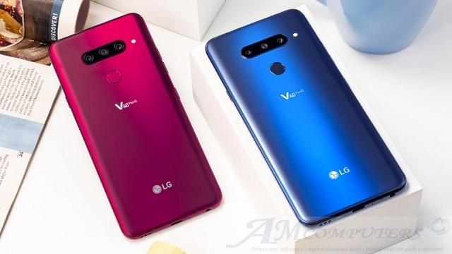 LG v40 ThinQ un Top di gamma con 5 fotocamere