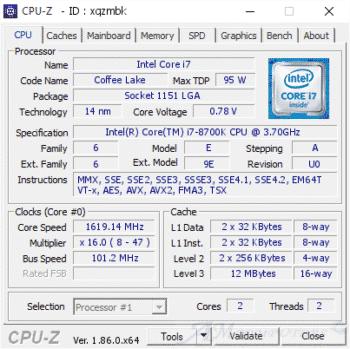 Memorie DDR4 a 5566 MHz sotto azoto liquido