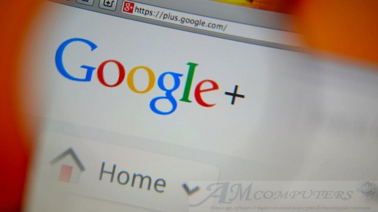 Google Plus chiude per problemi di sicurezza Account violati