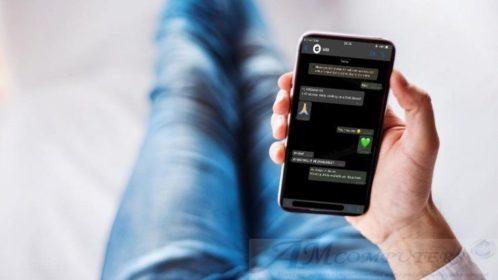 WhatsApp arriva la modalità notte per iOS Android