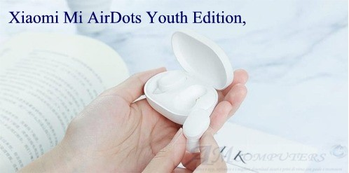 Xiaomi Mi AirDots Youth Edition con un design truly wireless