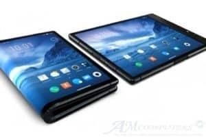 FlexPai il primo smartphone al mondo pieghevole