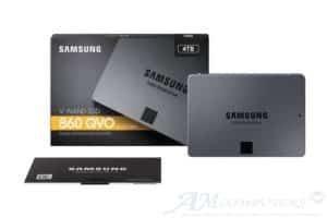 Samsung SSD 860 QVO presentazione Ufficiale