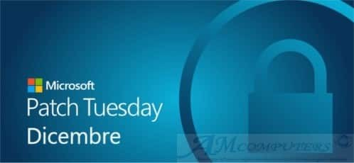 Microsoft aggiornamenti cumulativi di dicembre di Windows 10