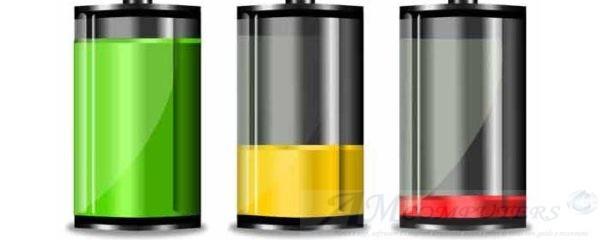 Batterie al fluoruro per Smartphone con 7 giorni di durata