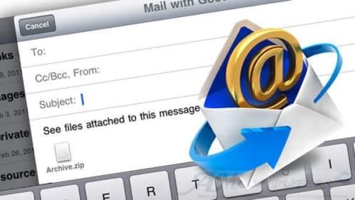 Come Esportare il backup di posta elettronica