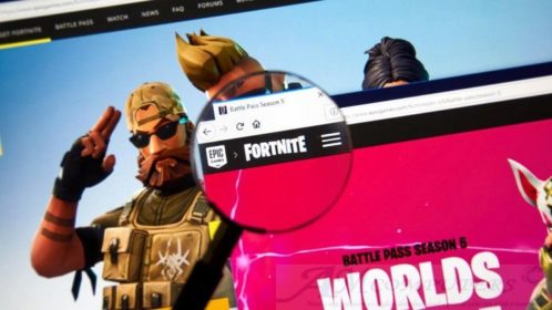 Fortnite hacker rubano e rivendono account