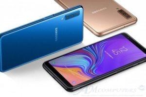 Samsung Galaxy A50 il nuovo device fascia media