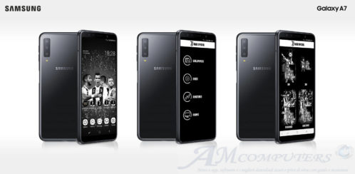 Samsung Galaxy A7 Juventus Special Edition
