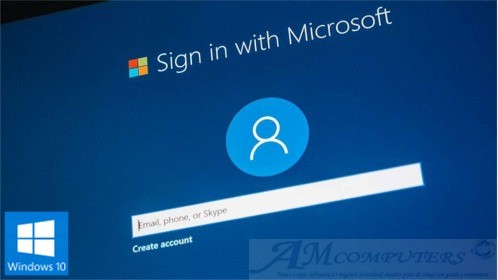 Come recuperare la Password di Windows 10