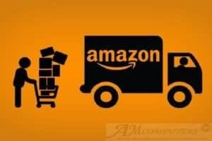Amazon fornisce il tracking in tempo reale del corriere