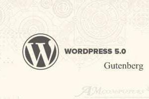 WordPress 5 ritornare a editor tradizionale