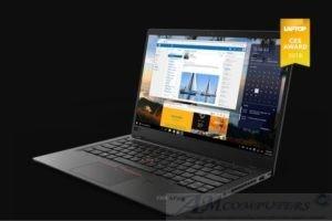 Lenovo ThinkPad X1 Carbon presentato al Ces 2019