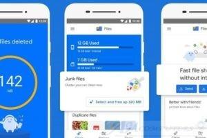 Google Files Liberare spazio sullo smartphone