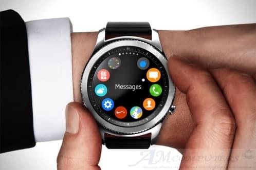 Samsung Gear S3 nuovo aggiornamento firmware R760XXU2DSA1