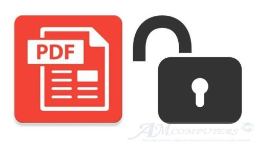 Come sbloccare un PDF Protetto