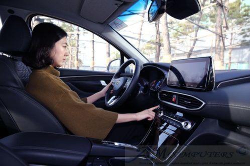 Hyundai macchine si aprono e accendono con impronta digitale