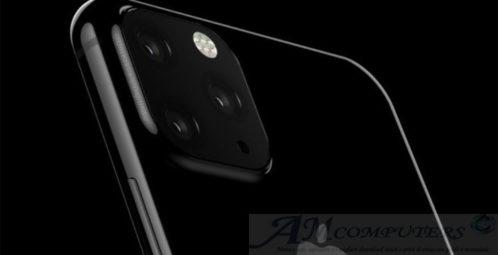 iPhone 2019 con tripla fotocamera posteriore