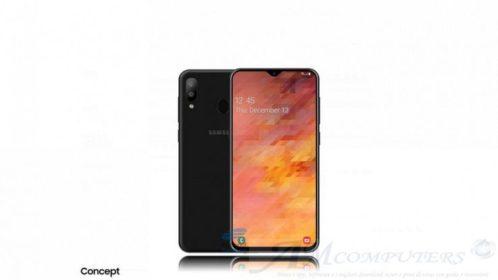Samsung Galaxy M30 smartphone lowcost con batteria infinita