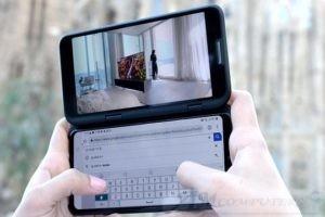 LG G8 ThinQ e LG V50 ThinQ 5G