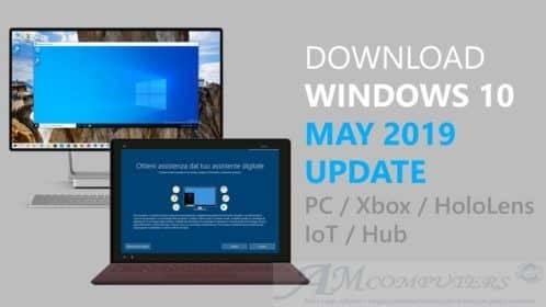 Windows 10 Home Pro 32-64 bit Gratis