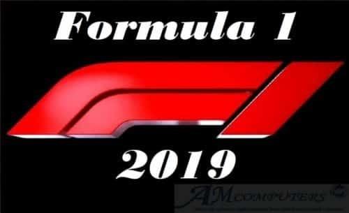 Formula 1 Live Streaming 2019