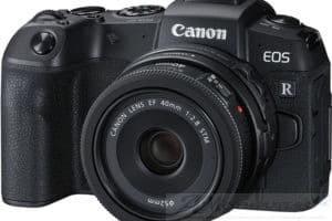 Canon EOS RP fotocamera mirrorless full frame