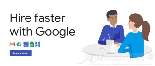 Google Hire una piattaforma per la ricerca del lavoro